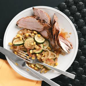 Carolina Marinated Pork Tenderloin Recipe