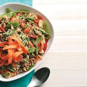 Sesame Summer Salad Recipe