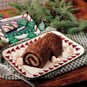 Yule Log Recipe