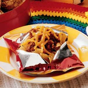 Walk-Along Chili Recipe