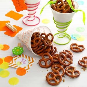 Dilly Pretzels Recipe