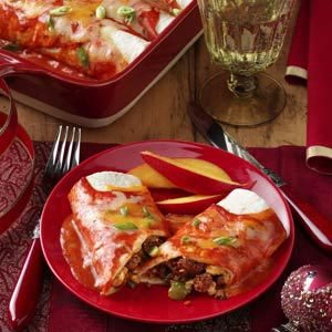 Breakfast Enchiladas Recipe