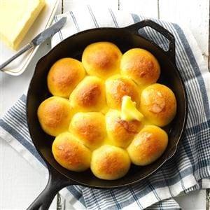 Butternut Squash Rolls Recipe