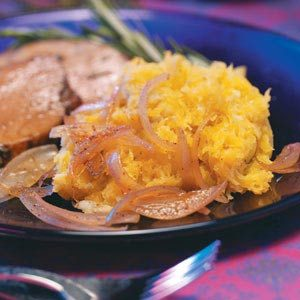 Pumpkin and Plantain Mash Recipe