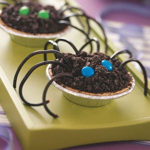 Chocolate Spiders Recipe