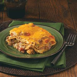 Southwest Enchilada Bake Recipe