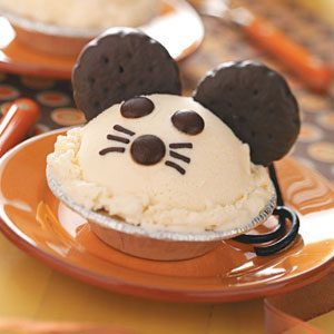 Mice Creams Recipe