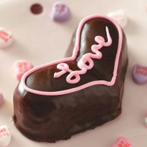 Valentine Heart Cakes Recipe