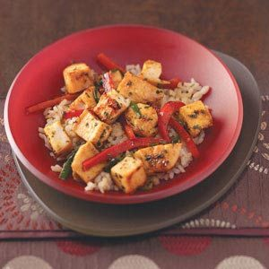Curry Turkey Stir-Fry Recipe