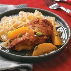 Peach Chicken Recipe