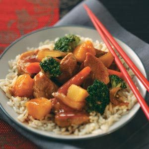Pineapple Pork Stir-Fry Recipe