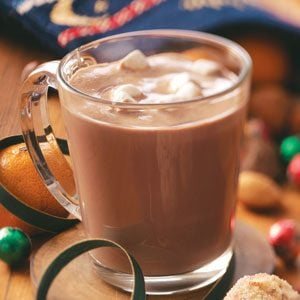 Butterscotch Hot Cocoa