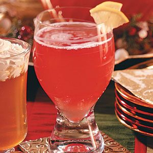 Cran-licious Christmas Punch Recipe