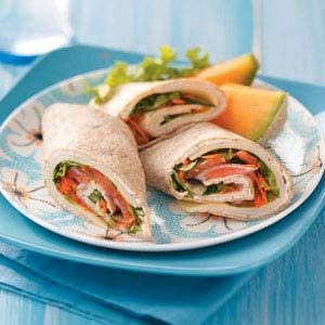 Italian Turkey Roll-Ups