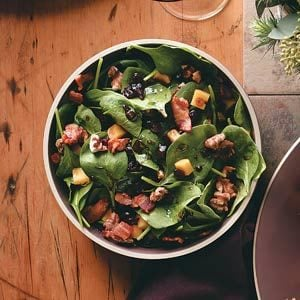 Holiday Cranberry-Walnut Salad Recipe