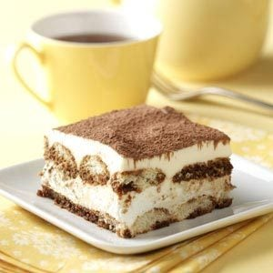 Recipes tiramisu easy