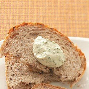 Creamy Herb Spread Recipe