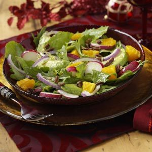 Citrus, Avocado & Radish Salad Recipe