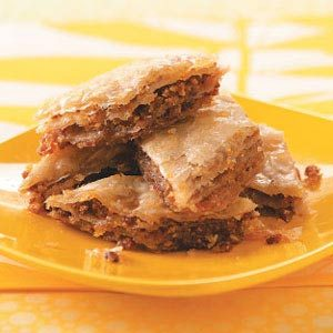 Bacon Baklava Recipe