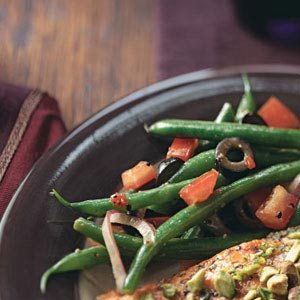 Easy Italian Style Green Beans Recipe