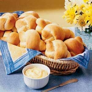 Mother's Dinner Rolls Recipe