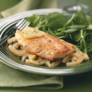Fish with Fennel Recipe