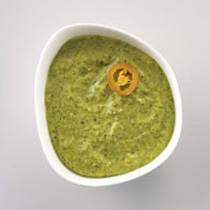 Poblano Pesto Recipe