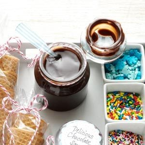 Delicious Chocolate Sauce Recipe