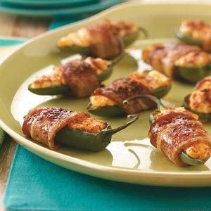 Sweet & Spicy Jalapeno Poppers Recipe