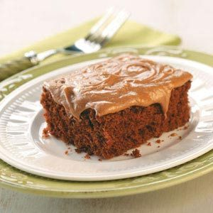 Double Chocolate Sheet Cake Recipe
