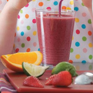 Berry Blast Smoothies