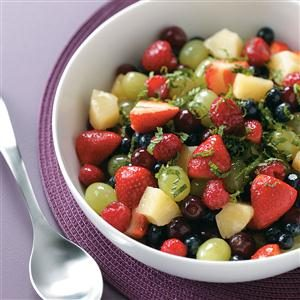 Pina Colada Fruit Salad Recipe