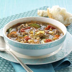 Upstate Minestrone Soup