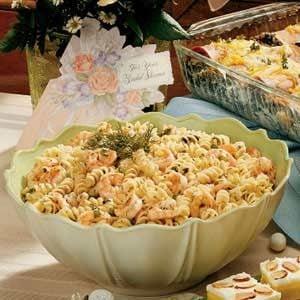 Shrimp and Pasta Salad Recipe