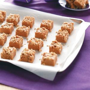 Butterscotch Peanut Butter Fudge