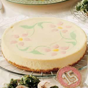 Anniversary Cheesecake Recipe