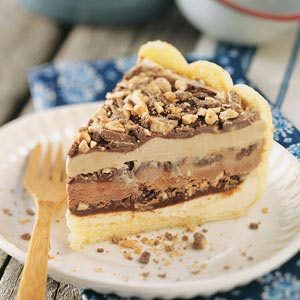 Ladyfinger Ice Cream Cake Recipe