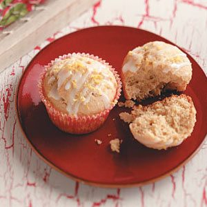 Honey Lemon Muffins Recipe