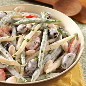 Provencal Bean Salad Recipe