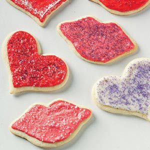 Cutout Wedding Cookies