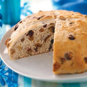 Fruit & Nut Bread Recipe