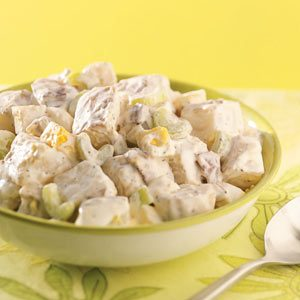 Makeover Cleo's Potato Salad Recipe