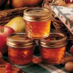 Winter Apple Jelly Recipe