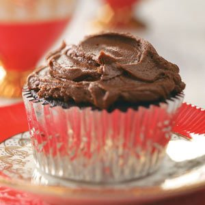 Egg- and Lactose-Free Chocolate Cupcakes