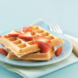 Makeover Waffles Recipe