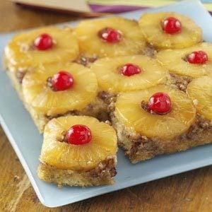 Upside-Down Desserts