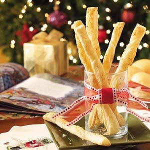 Italian Puff Pastry Twists Recipe