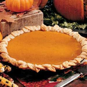 Pumpkin Patch Pie Recipe