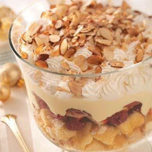 Old English Trifle Recipe