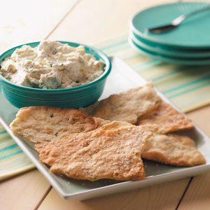 Garlic Cheese Spread Recipe